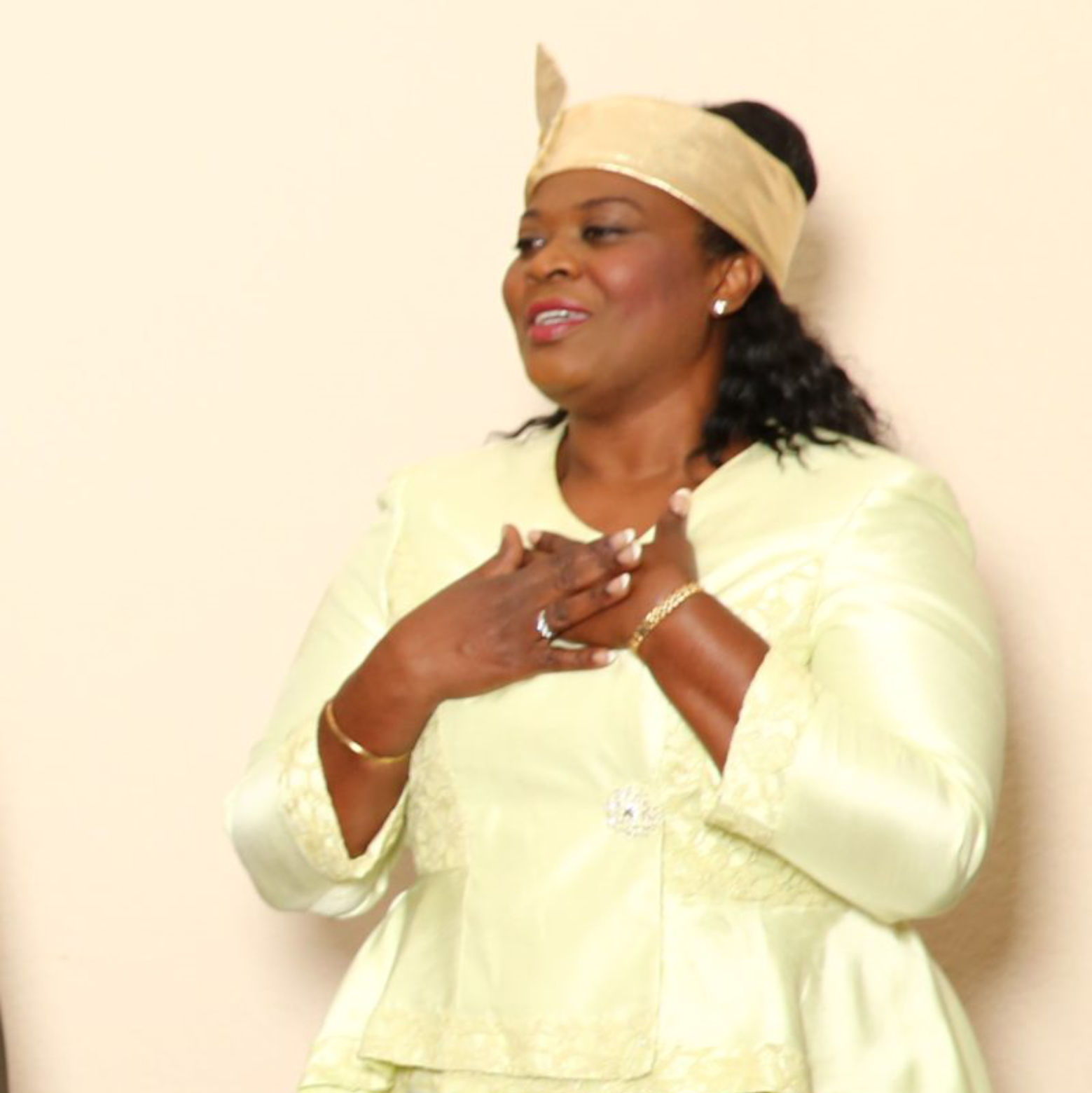 Minister Margaret