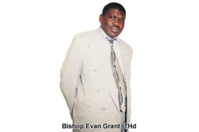 Bishop Evan Grant