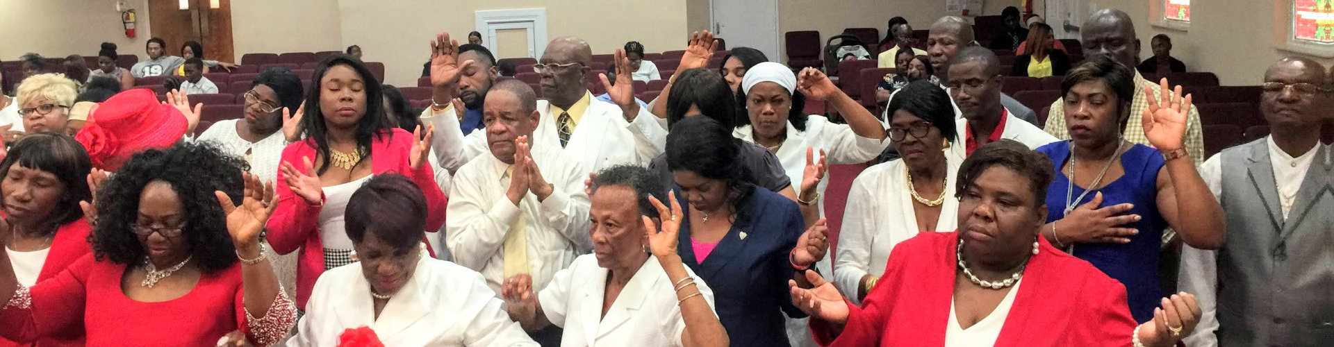 Group of People worshiping